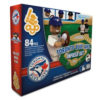 Toronto Blue Jays MLB 84-piece Infield Set 2.0
