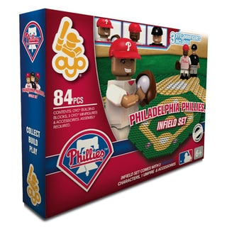 Philadelphia Phillies MLB 84-piece Infield Set 2.0