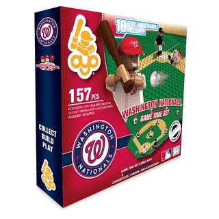 Washington Nationals MLB 157-piece Game Time Set 2.0