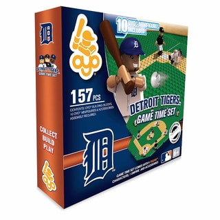 Detroit Tigers 157-piece Game Time Set 2.0