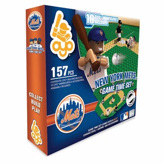New York Mets 157-piece Game Time Set 2.0