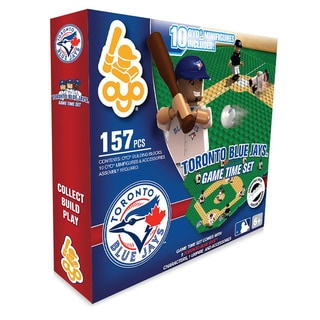 Toronto Blue Jays MLB 157-piece Game Time Set 2.0