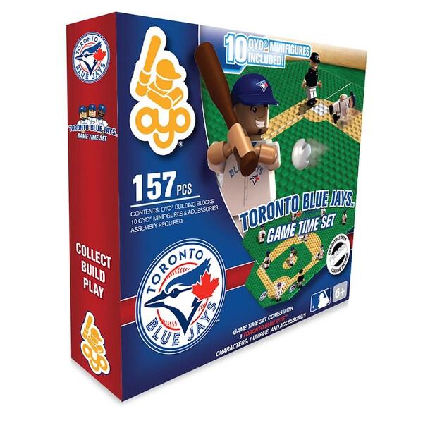 Toronto Blue Jays MLB 157-piece Game Time Set 2.0
