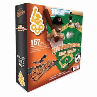 Baltimore Orioles 157-piece Game Time Set 2.0