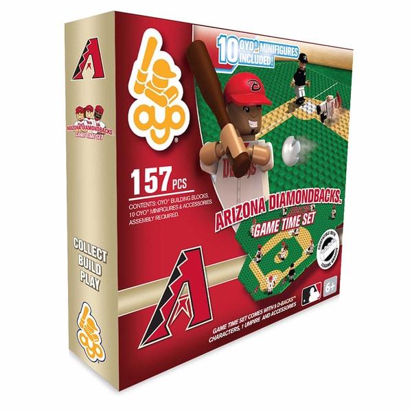 Arizona Diamondback 157-piece Game Time Set 2.0