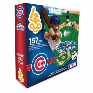 Chicago Cubs 157-piece Game Time Set 2.0