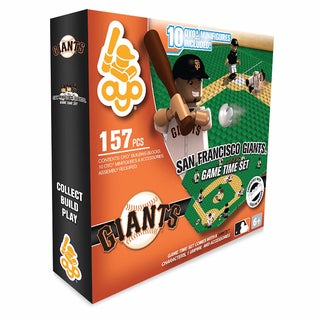San Francisco Giants 157-piece Game Time Set 2.0