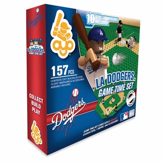 Los Angeles Dodgers 157-piece Game Time Set 2.0