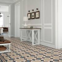 SomerTile 13x13-inch Narcissus Beige Porcelain Floor and Wall Tile (10 tiles/12.2 sqft.)