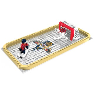 Florida Panthers NHL 100-piece Backyard Rink Set