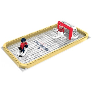 Washington Capitals NHL 100-piece Backyard Rink Set