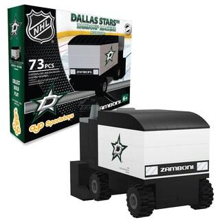 Dallas Stars NHL 73-piece Zamboni Set