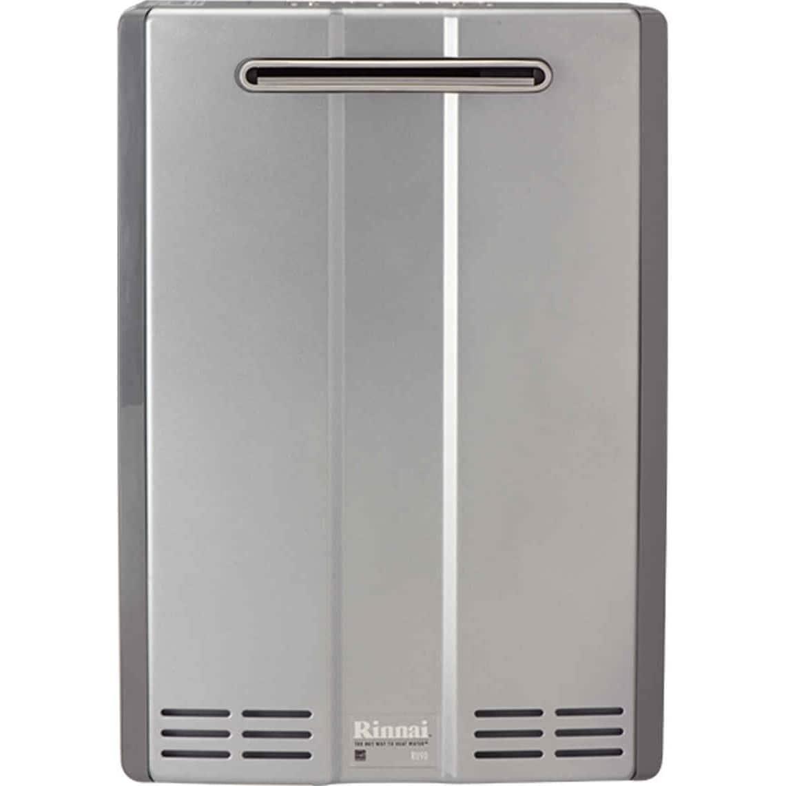 Rinnai Ultra Tankless Water Heater RUR98eN - Silver (Silv...
