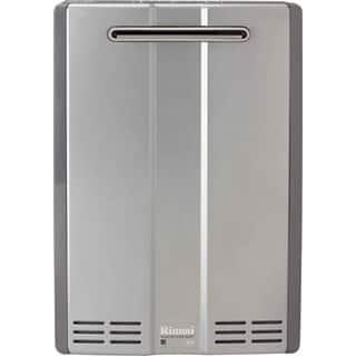 Rinnai Ultra Tankless Water Heater RUR98eN - Silver|https://ak1.ostkcdn.com/images/products/11669672/P18598358.jpg?impolicy=medium