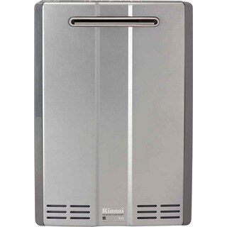 Rinnai Ultra Tankless Water Heater RUR98eN - Silver