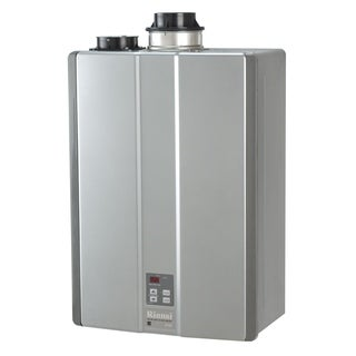 Rinnai Ultra Tankless Water Heater RUC90iN - Silver