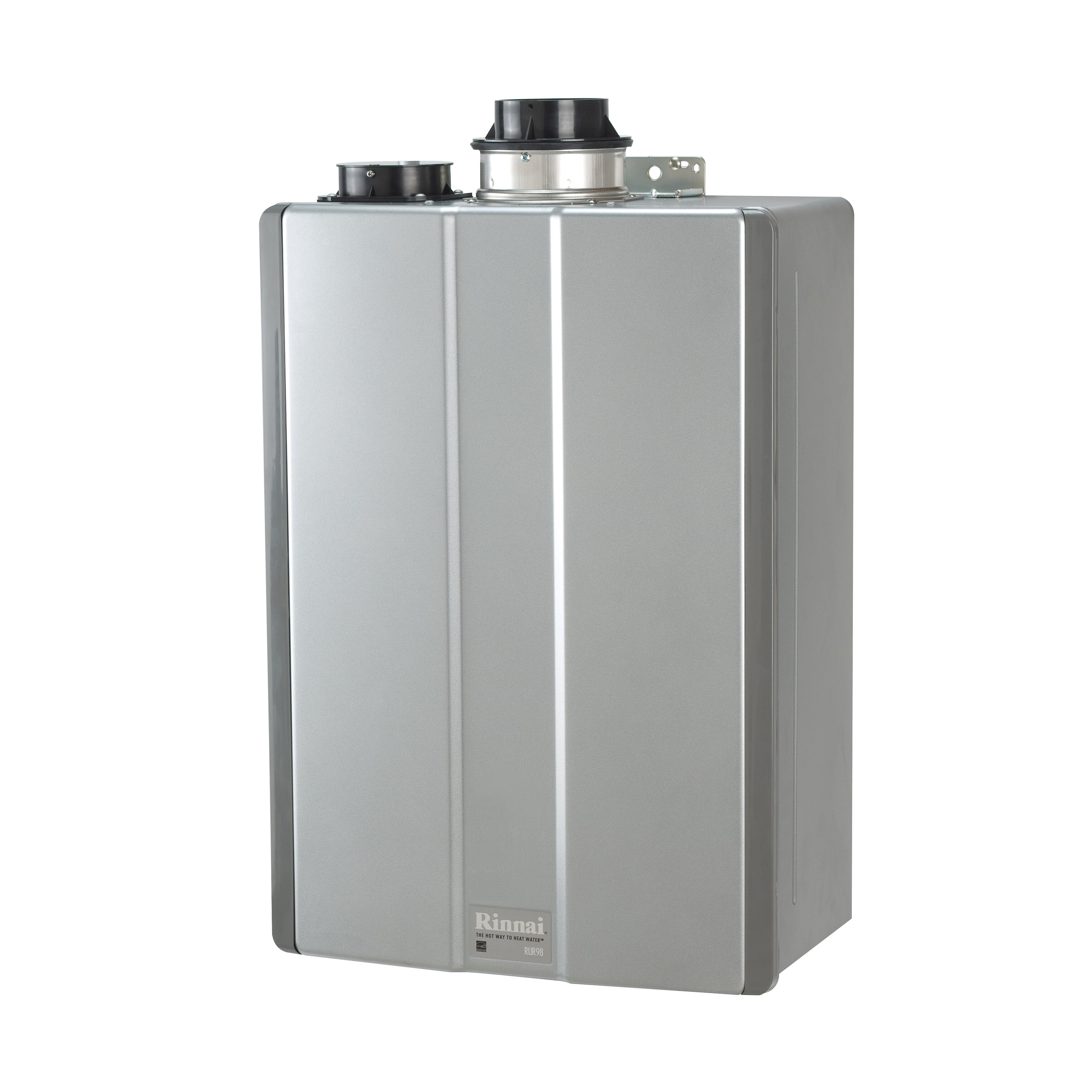 Rinnai Ultra Tankless Water Heater RUR98iP - Silver (Silv...