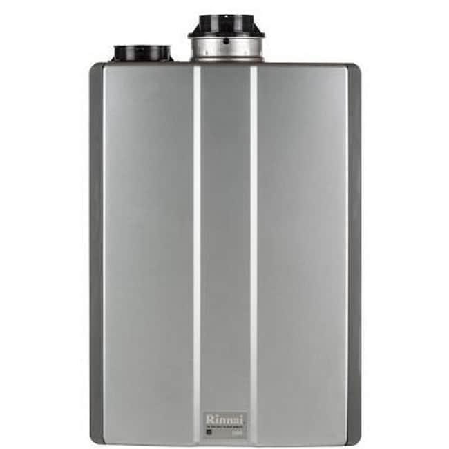 Rinnai Tankless Water Heater C199iN (Silver) (Metal)