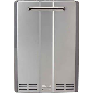 Rinnai Ultra Tankless Water Heater RU90eP - Silver
