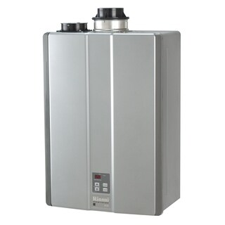 Rinnai Ultra Tankless Water Heater RUC90iP - Silver