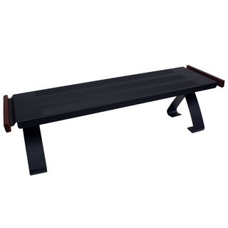 Distinctions Off-Desk Shelf 25 x 7 x 6 5/8 Black Rich Cherry (Pack of 2)