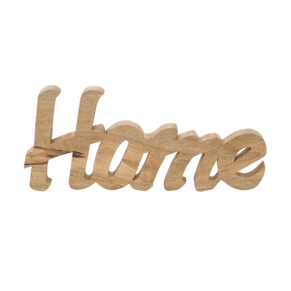 Home Table Sign 26-inch wide x 10-inch high