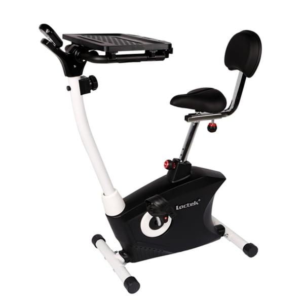 Loctek Uf6m Stationary Bike Magnetic Desk Exercise Bike