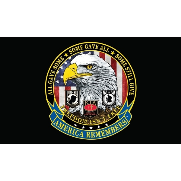 American Warriors Flag