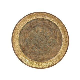 Metal Mosaic Wall Platter