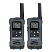 T200 Grey Rechargeable 2-Way Radio Twin Pack
