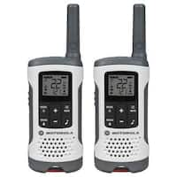 T260 White Rechargeable 2-Way Radio Twin Pack