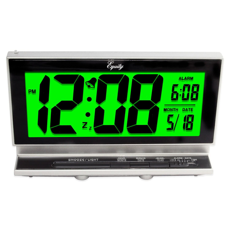 La Crosse Technology Equity by La Crosse 30041 Large LCD ...
