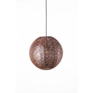 Hans Andersen Home Albufeira Copper Globe Pendant Lamp