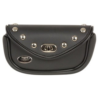 Small Studded PVC Motorcycle Windshield Bag