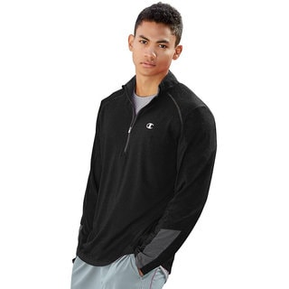 Champion Vapo 6.2 Men's Half Zip Long Sleeve Jacket