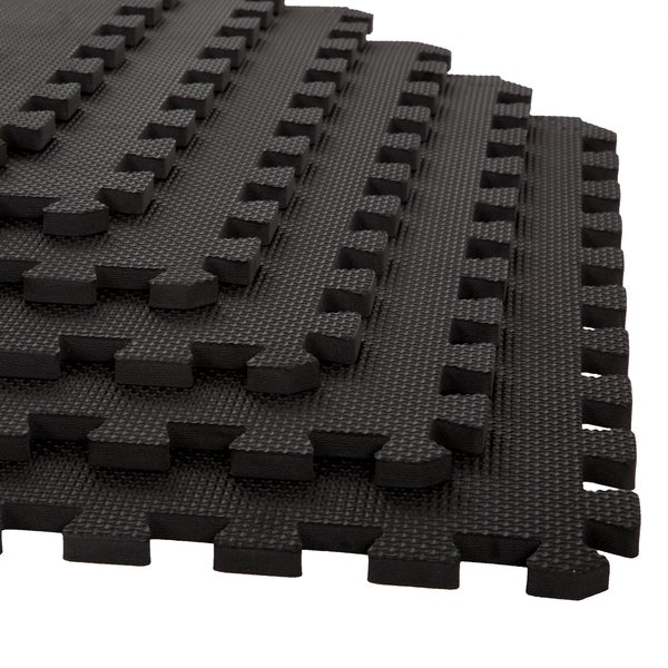 Shop Stalwart Interlocking Eva Foam Floor Mats On Sale