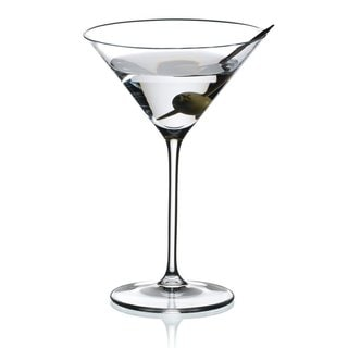 Riedel Vinum XL Leaded Crystal Martini Glass (Set of 6)