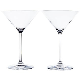Riedel Vinum XL Leaded Crystal Martini Glass (Set of 2)