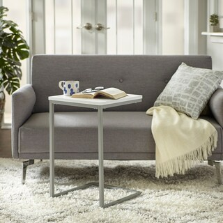 Simple Living Seneca C Table (Option: White)