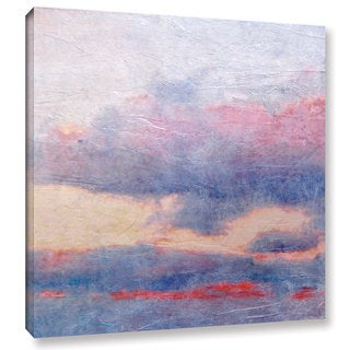 Andrew Sullivan's 'Landscape Study II' Gallery Wrapped Canvas