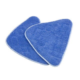 SALAV MP-102 Durable and Reusable Refill Mop Pads for SALAV Steam Mop STM-402 (Pack of 2)