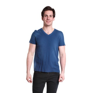 Excelled Men's Short Sleeve V-Neck T-Shirt