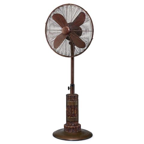 Terra Antique Bronze Outdoor Fan
