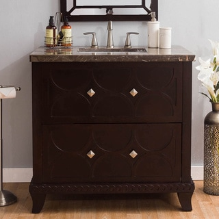 Somette Richmond Marble Vanity