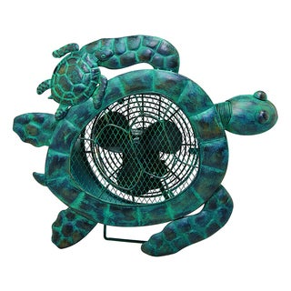 Sea Turtles Figurine Fan