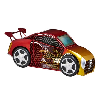 Race Car Figurine Fan
