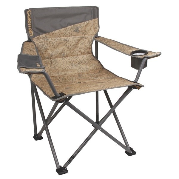 Shop Coleman Big N Tall Quad Chair Free Shipping Today Overstock 11673405