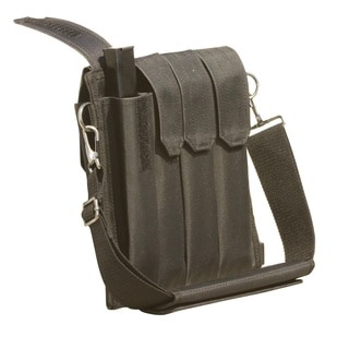 Galati Gear 9mm Rifle Mag Pouch, Black