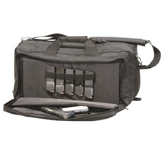 Galati Gear Super Range Bag, Black