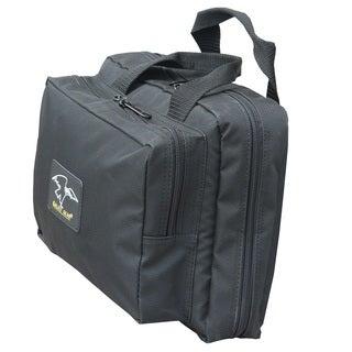 Galati Gear Deluxe Pistol Case, Black